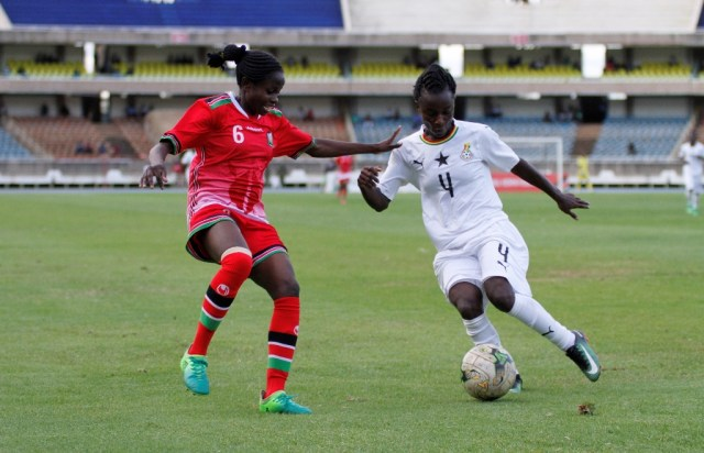 Harambee Starlets shine past Ghana in 2020 Olympic qualifiers