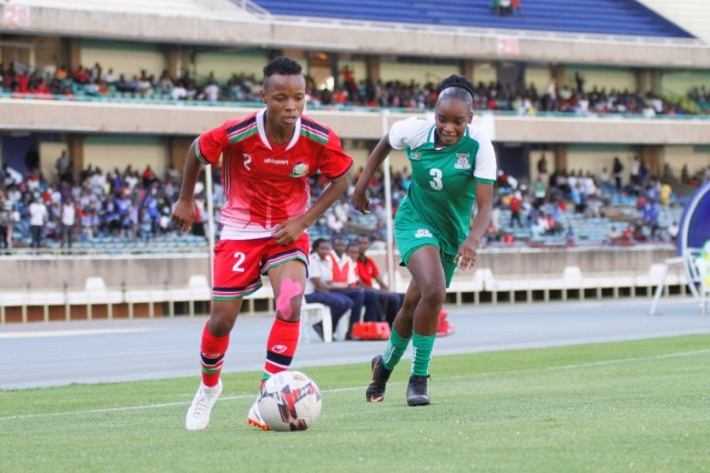 , Mwanahalima Stars as Wasteful Starlets Drop Points Against Zambia – Daily Active