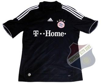 Bayern Munchen Away 2008-09 | #28 BADSTUBER
