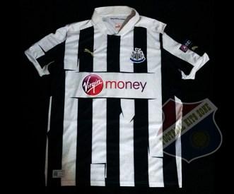 Newcastle United Home 2012-13   #2 COLOCCINI