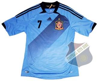 Spain Away 2012-13 | #7 DAVID VILLA