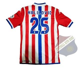Sporting Gijon Home 2015-16 | #25 HALILOVIC