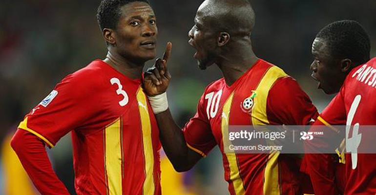 Gyan reveals what Stephen Appiah told him after his infamous ...