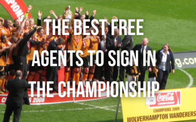 Best Free Agents For Championship Sides on Football Manager 20