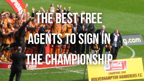 championship free agents football manager