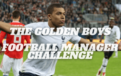 The 'Golden Boys' Football Manager 20 Challenge