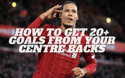 How to Get 20+ Goals From Centre Backs on Football Manager 2020