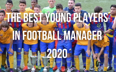 The Best Wonderkids in Football Manager 2020