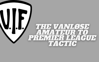The Vanløse Overpowered Football Manager 20 Tactic