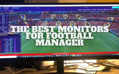 The Best PC Monitors To Play Football Manager