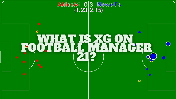 What is xG On Football Manager 2021: How To Use XG on FM21