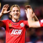 A-League Wrap: Adelaide hold on in drama-filled victory at Coopers Stadium