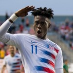 Bright generation of players can lift US national team