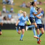 W-League: Sydney FC Seals Title In Style