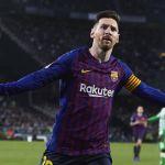 Euro Wrap: Messi Magic; Milan Derby; Juventus Stumble