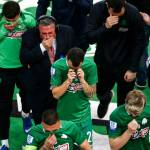 Clash Between Panathinaikos And Olympiakos Suspended, Points Deduction Likely