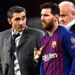 Ernesto Valverde Keeping Calm Despite Imminent La Liga Title
