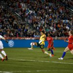 Matildas Lose To USWNT