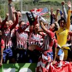 Atlético Madrid Crowned Champions Of Spain