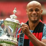 I Knew I Was Done When The Ball Went Top Bins: Vincent Kompany