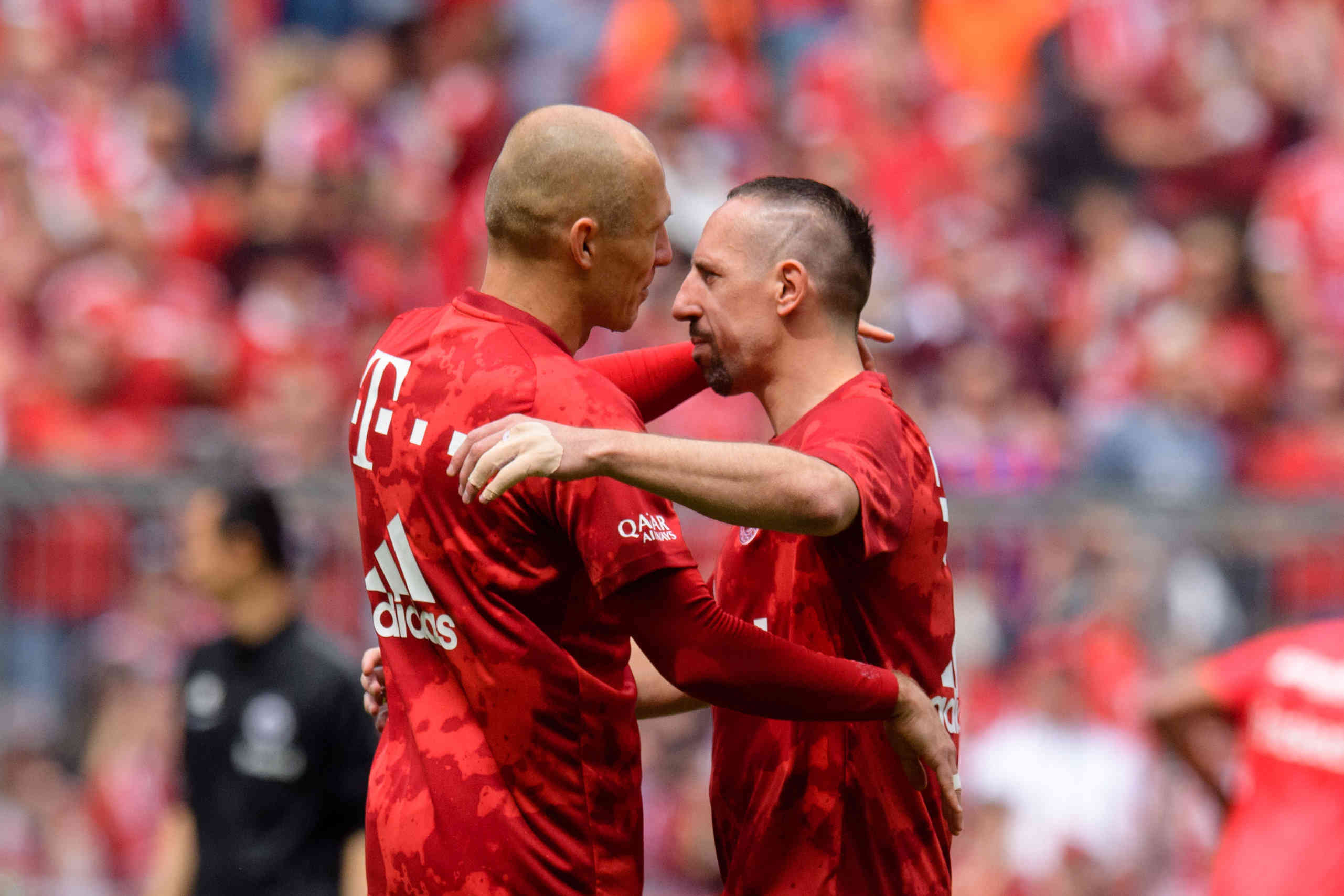 Bayern Bid Farewell To Robben And Ribery | FNR Football Nation Radio