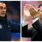 Maurizio Sarri To Sign With Juventus Today; Frank Lampard To Replace Him