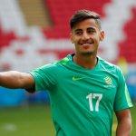 Arzani Comeback Headlines Olyroos Squad