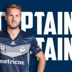 Captain Toivonen Excited To Lead New Era