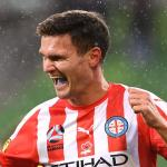 Melbourne City Celebrate Tenth Birthday With Big Home Win