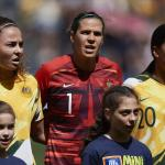 Singing The Anthem Was Quite Emotional: Jenna McCormick
