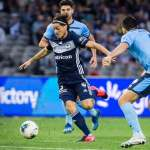 Sydney FC Come From Behind To Defeat Melbourne Victory
