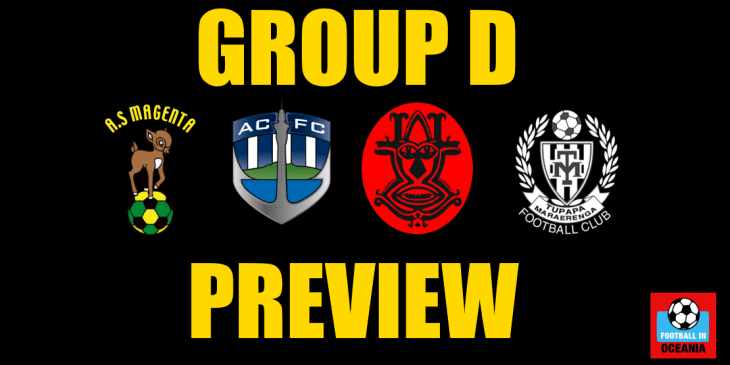Group D preview