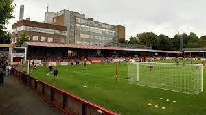 Aldershot Town: Out of the League and out of cash as administration bites