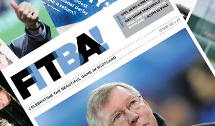 Magazine Review: FITBA! Issue 2