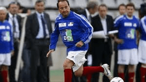 French football and economic folly