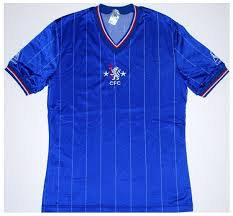 Kit of the Week No.3: Chelsea Home 1981-83