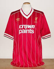 Kit of the Week No. 1: Liverpool Home 1982-85
