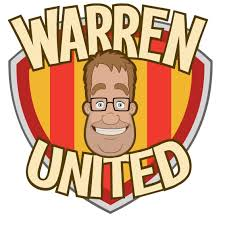 Meet Warren Kingsley – ITV 4's new animated football fan