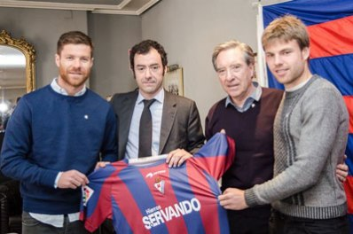 Our friends in the North – Defend SD Eibar