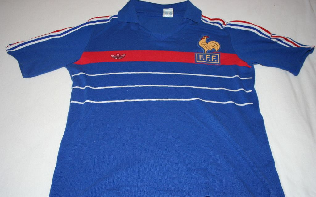 Kit of the Week No.20: France home 1984