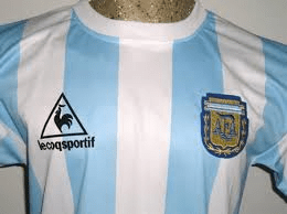 Kit of the Week No.23: Argentina home 1986