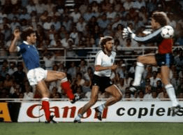 Games of our lives – West Germany vs France, World Cup 1982