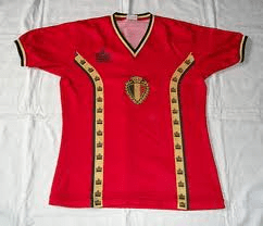 Kit of the Week No.25: Belgium home 1982