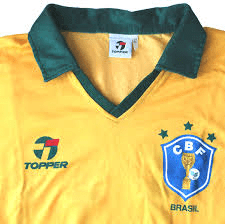 Kit of the Week No.26: Brazil home 1986