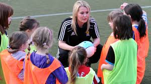 The growth of girls football in Scotland