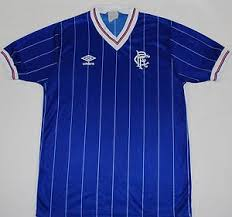 Kit of the Week No.29: Rangers home 1982-84