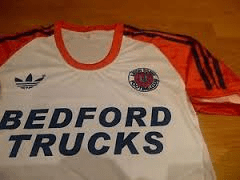 Kit of the Week No.37: Luton Town home 1981-84