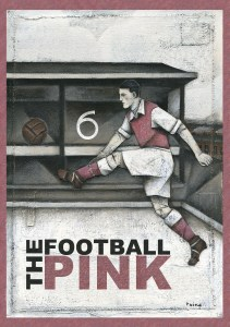The Football Pink 6 front