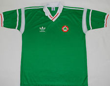 Kit of the Week No.44: Republic of Ireland home 1988-90