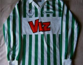 Kit of the Week No.43: Blyth Spartans home 1993-94